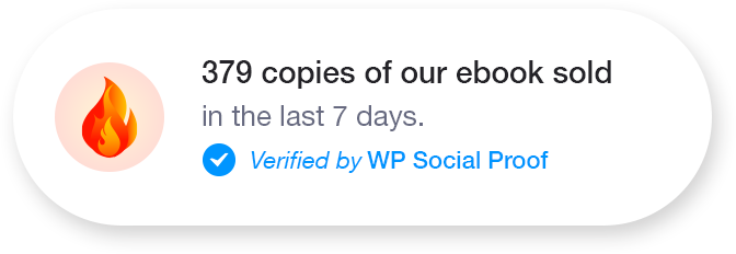 Hot Stats, WP Social Proof